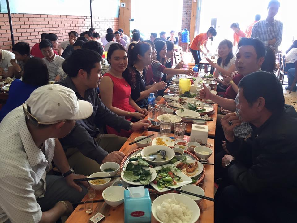 Nhà hàng Cá Gỗ TP Vinh Nghệ An