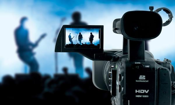 Quay phim, làm Phim sự kiện, phóng sự, tư liệu