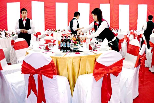 Tiệc sự kiện, teabreak, buffet